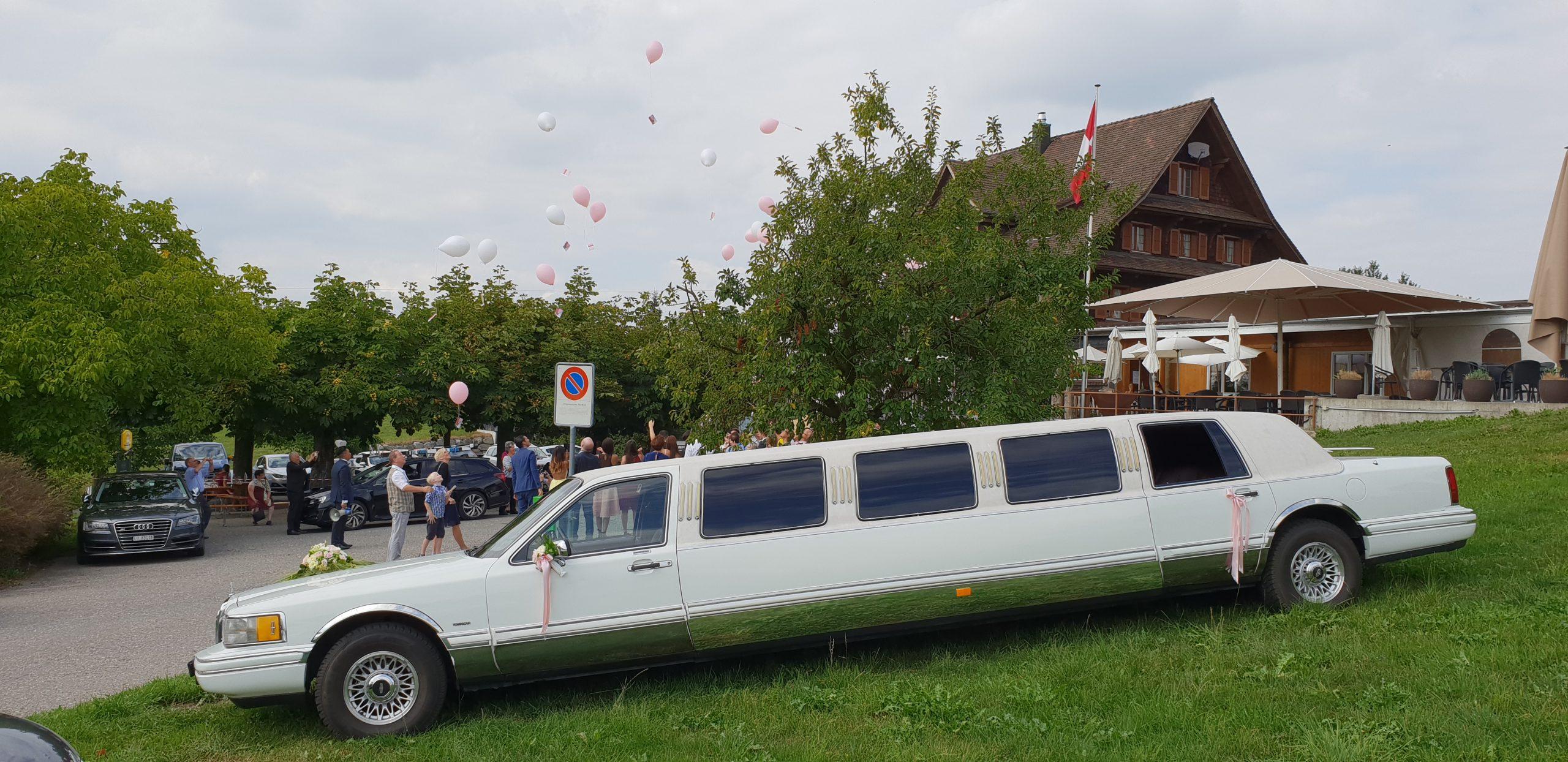 Hochzeit in Michaelskreuz